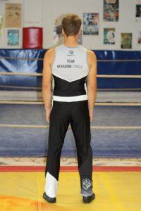 tenue de savate boxe française