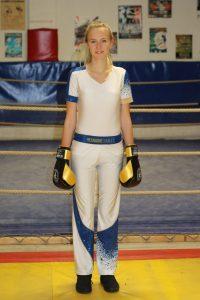 tenue de savate boxe française gamme pro