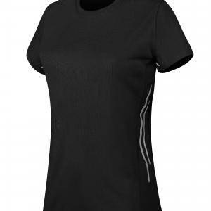 T-shirt bi matière femme à personnaliser