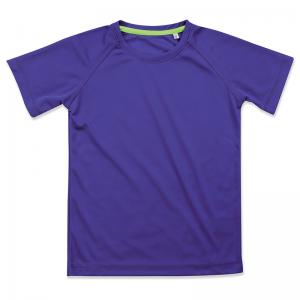 T-shirt respirant enfant à personnaliser