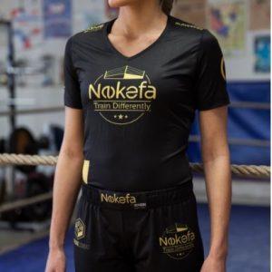 T-shirt Nokefa Femme