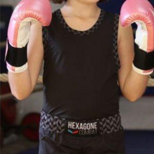 Débardeur de Boxe Française Héritage enfant