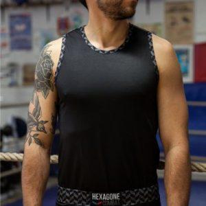Débardeur de Boxe Française Héritage Homme
