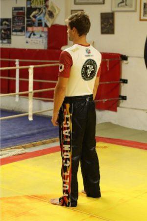 pantalon-de-full-contact-personnalisation-full-contact-lycra-hexagone-combat-homme-dos
