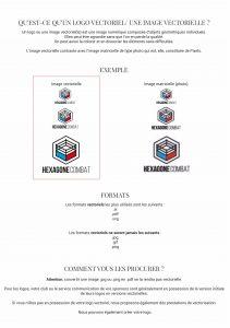Explications logos et images vectoriel(le)s