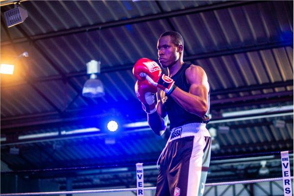 compétition de boxe anglaise hexagone combat tenues personnalisées de boxe anglaise