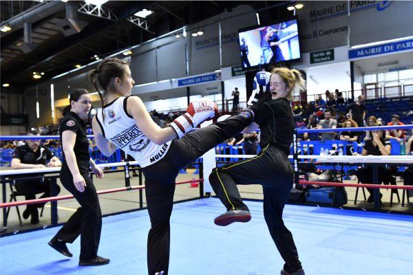 compétition de savate boxe française hexagone combat tenues personnalisées de savate boxe française