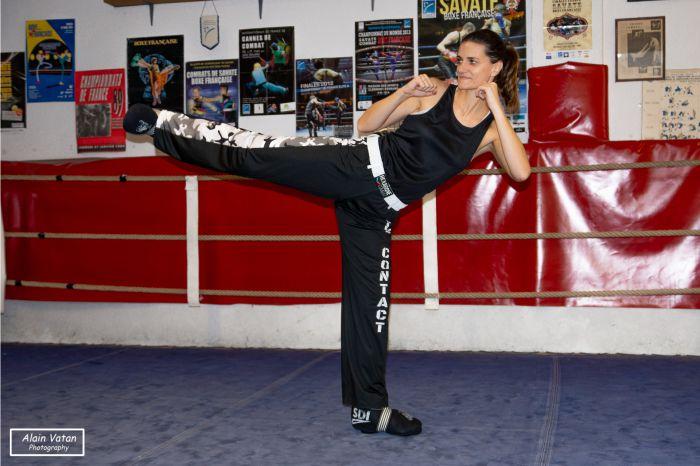 tenue de karaté full contact hexagone combat personnalisée camo full contact