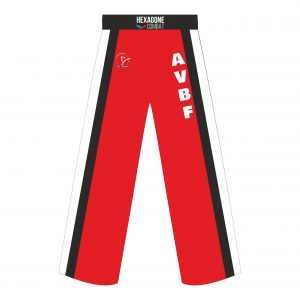 Pantalon personnalisé AVBF