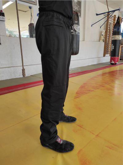 pantalon de self defense personnalise hexagone combat