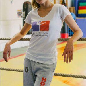 T-shirt Liberté Savate Femme