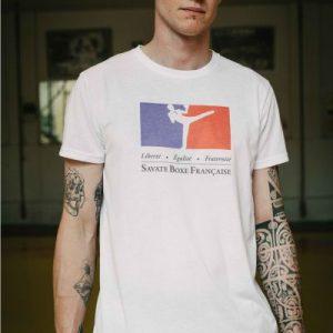 T-shirt Liberté Savate Homme