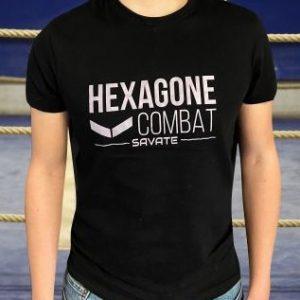 T-shirt Hexagone Combat Savate Enfant