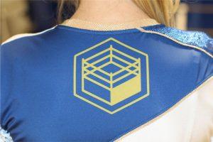tshirt de savate boxe Francaise pro femme détail dos